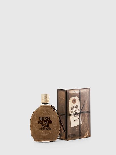 Diesel - FUEL FOR LIFE MAN 75ML, Braun - Fuel For Life - Image 1