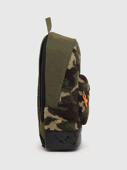 Diesel - MARMUT, Vert Camouflage - Sacs à dos - Image 3
