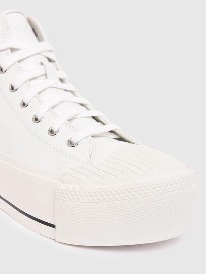 Diesel - S-ASTICO MC WEDGE, Weiß - Sneakers - Image 4