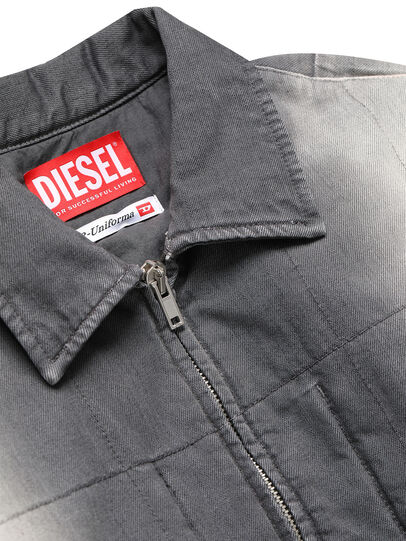 Diesel - GR02-J301,  - Denim jacken - Image 3