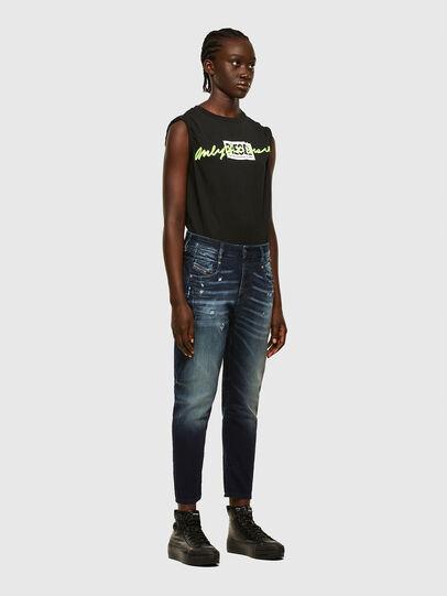 Diesel - FAYZA JoggJeans® 069PZ, Dunkelblau - Jeans - Image 5