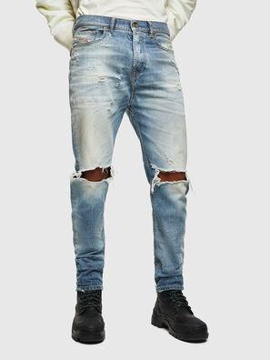 D-Vider 0097J, Hellblau - Jeans