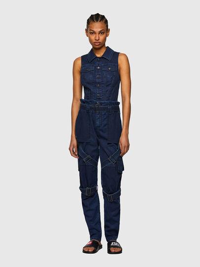 Diesel - D-Fedry JoggJeans® 0CBBZ, Blu Scuro - Jeans - Image 6