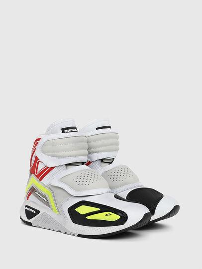 Diesel - ASTARS-SKBOOT, Weiß - Sneakers - Image 2