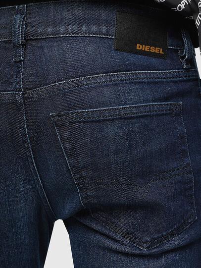 Diesel - D-Luster 0095K, Mittelblau - Jeans - Image 4