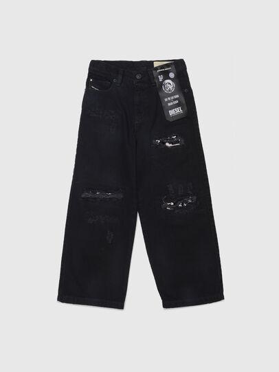 Diesel - WIDEE-J-SP, Schwarz - Jeans - Image 1