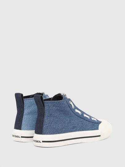 Diesel - S-ASTICO MZIP W, Blu - Sneakers - Image 3