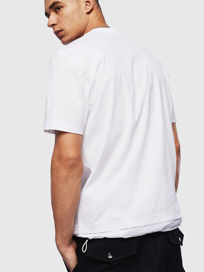 Diesel - T-GLASSY, Weiß - T-Shirts - Image 2