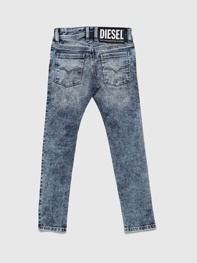 Diesel - SLEENKER-J-N, Hellblau - Jeans - Image 2