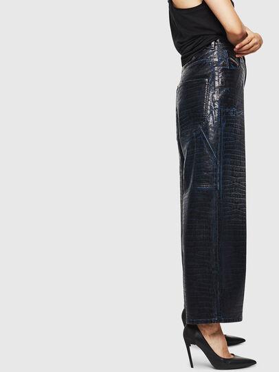 Diesel - D-Luite JoggJeans 0094R, Dunkelblau - Jeans - Image 7