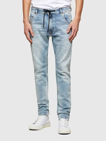 Diesel - Krooley JoggJeans® 069UX, Blu Chiaro - Jeans - Image 1
