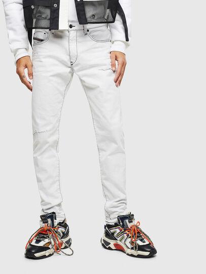 Diesel - D-Strukt 003Z1, Weiß - Jeans - Image 3