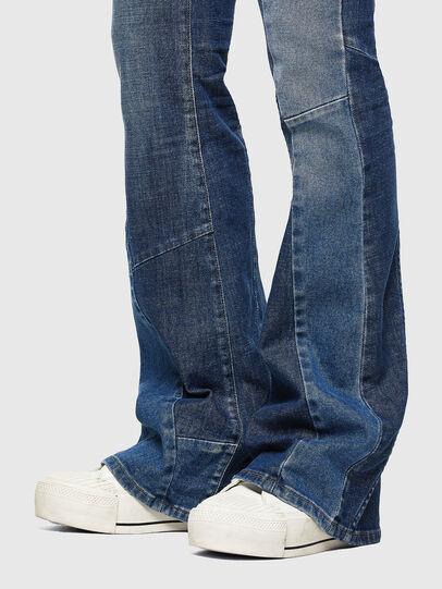 Diesel - D-Ebbey 009NP, Bleu moyen - Jeans - Image 6
