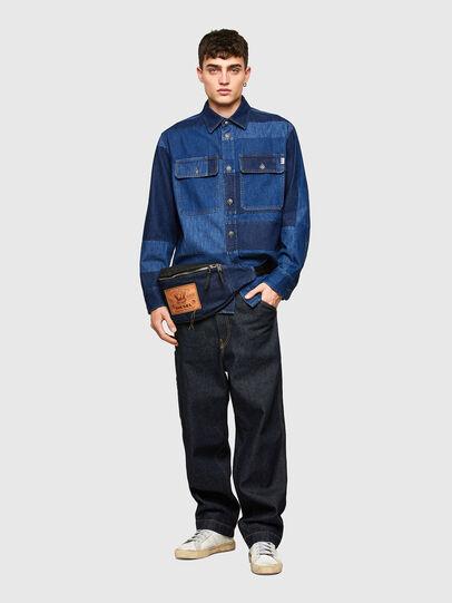 Diesel - D-HORUS, Bleu - Chemises en Denim - Image 5