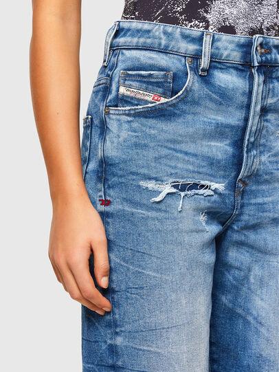 Diesel - D-Reggy 009MV, Bleu Clair - Jeans - Image 3