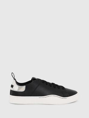 S-CLEVER LS W, Schwarz/Silber - Sneakers