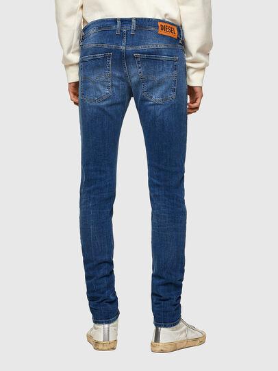 Diesel - Sleenker 009PK, Bleu moyen - Jeans - Image 2
