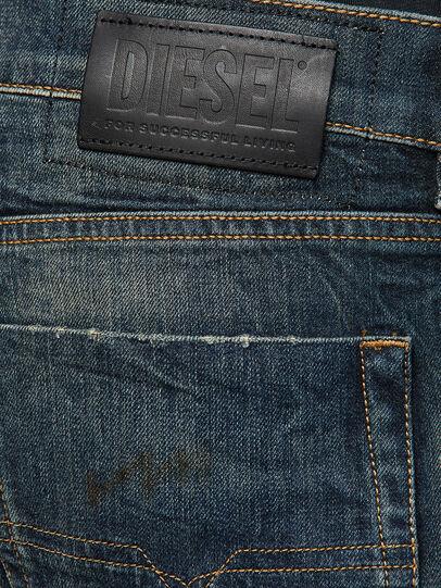 Diesel - Tepphar 009JS, Dunkelblau - Jeans - Image 4