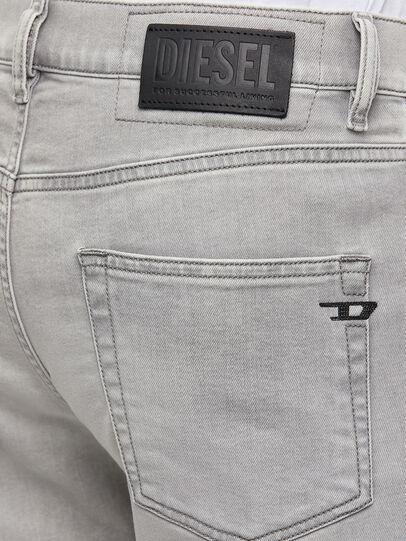 Diesel - D-Strukt 069RE, Gris Clair - Jeans - Image 4