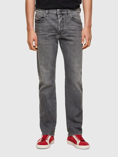 Diesel - D-Mihtry 09A10, Gris Clair - Jeans - Image 1