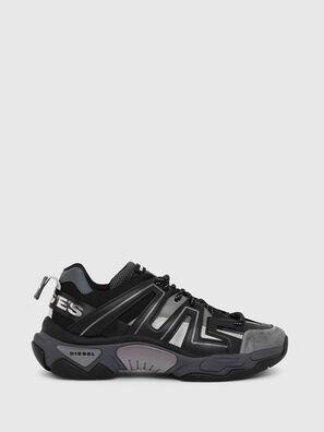 S-KIPPER LOW TREK, Schwarz - Sneakers