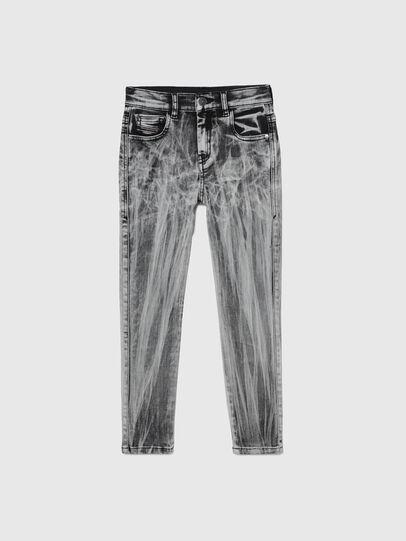 Diesel - D-SLANDY-HIGH-J, Noir - Jeans - Image 1