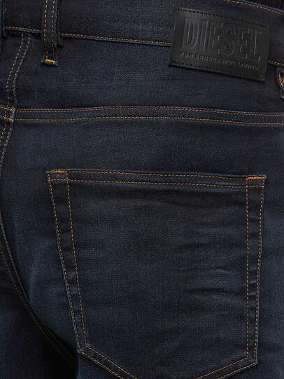 Diesel - D-Vider JoggJeans 069QF, Dunkelblau - Jeans - Image 3