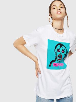 T-DARIA-K, Weiß - T-Shirts