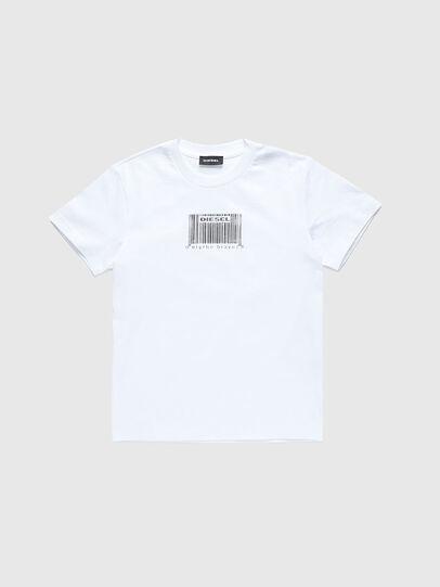 Diesel - TCODE, Blanc - T-shirts et Hauts - Image 1