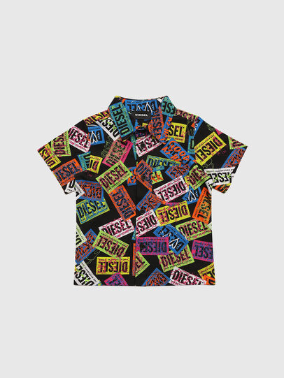 Diesel - CSANYB, Multicolore - Chemises - Image 1