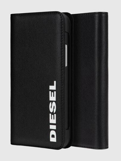 Diesel - DIPH-037-BKLVL, Schwarz - Klappcover - Image 1