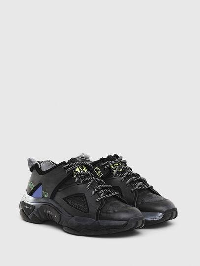 Diesel - S-KIPPER SP, Schwarz - Sneakers - Image 2