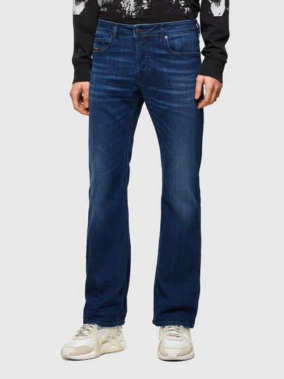 Diesel - Zatiny 069SF, Dunkelblau - Jeans - Image 1