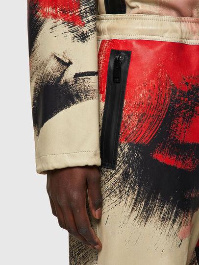 Diesel - P-TOLLER-CMF, Rouge/Blanc - Pantalons - Image 4