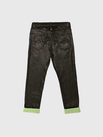 Diesel - MHARKY-J JOGGJEANS, Noir/Vert - Jeans - Image 2