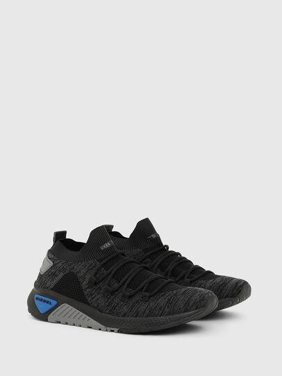 Diesel - S-KB ATHL LACE, Schwarz - Sneakers - Image 2