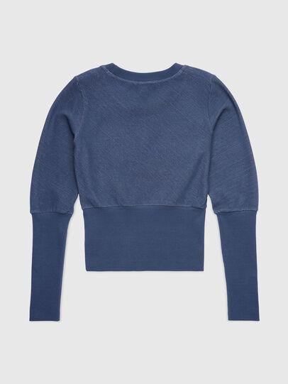 Diesel - UFLT-WILLAS-DW, Bleu - Pull Cotton - Image 2
