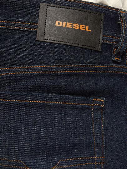Diesel - Sleenker 009DI, Dunkelblau - Jeans - Image 3