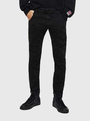 Krooley JoggJeans 069JH, Schwarz/Dunkelgrau - Jeans