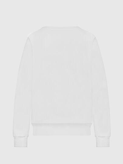 Diesel - F-MAGDA-E40, Weiß - Sweatshirts - Image 2