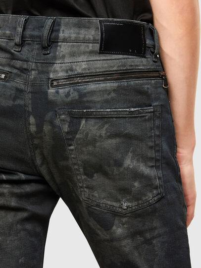 Diesel - TYPE-2019, Dunkelblau - Jeans - Image 4