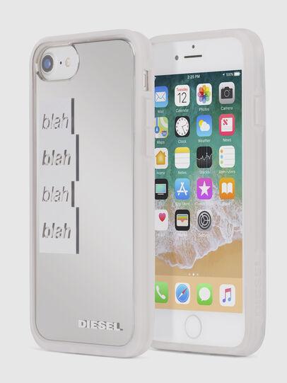 Diesel - BLAH BLAH BLAH IPHONE 8/7/6s/6 CASE, Weiß - Schutzhüllen - Image 1