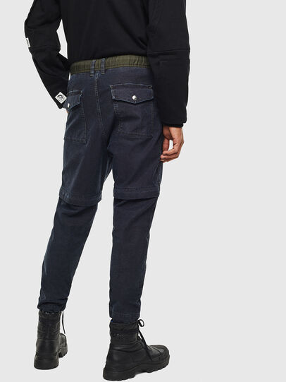 Diesel - D-Everi JoggJeans 009BI, Dunkelblau - Jeans - Image 2