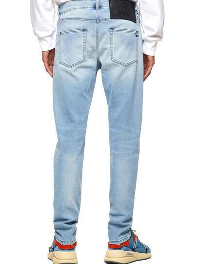 Diesel - D-Strukt JoggJeans® Z69VL, Hellblau - Jeans - Image 2