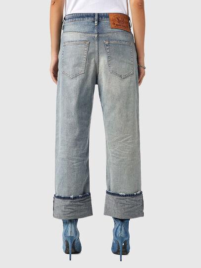 Diesel - D-Reggy 09B11, Blu Chiaro - Jeans - Image 2