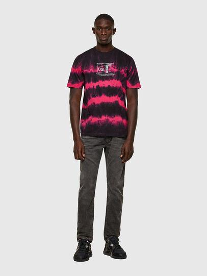 Diesel - Krooley JoggJeans® 069SY, Noir/Gris foncé - Jeans - Image 4