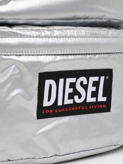Diesel - RODYO PAT, Silver - Backpacks - Image 5