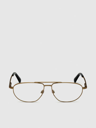 Diesel - DL5359, Gold - Korrekturbrille - Image 1
