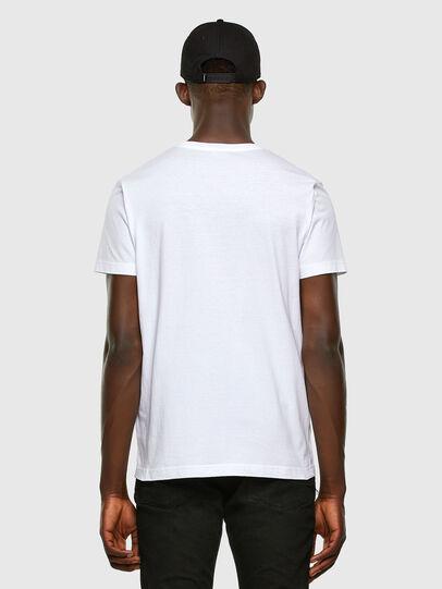 Diesel - T-DIEGOS-K34, Weiß - T-Shirts - Image 5