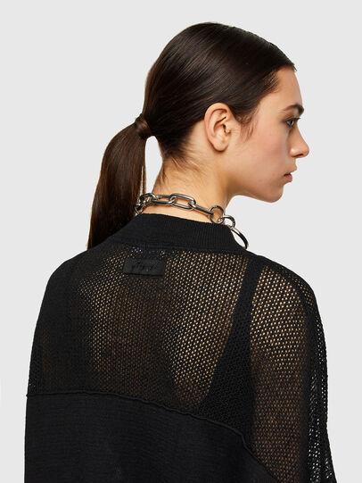 Diesel - M-ALEXA, Black - Knitwear - Image 3